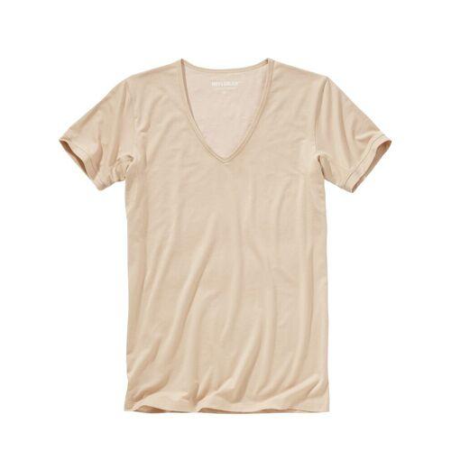 Mey & Edlich Herren Unsichtbares Shirt beige 46, 48, 50, 52, 54, 56