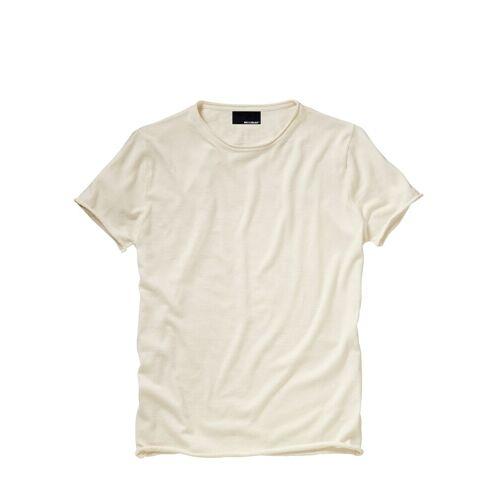 Mey & Edlich Herren Lebenszeit-Shirt weiß 46, 48, 50, 52, 54, 56