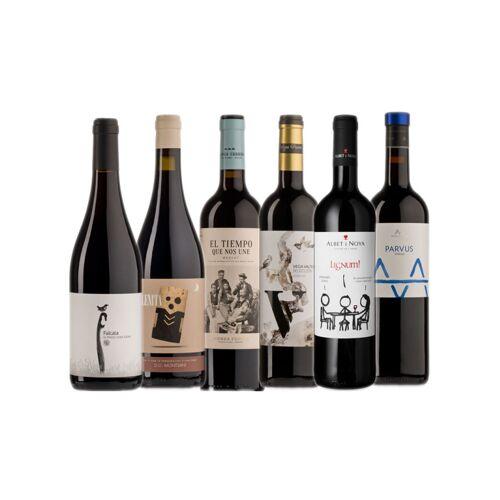 Probierkisten Bio- Rotweinkiste Spanien / 6 Flaschen