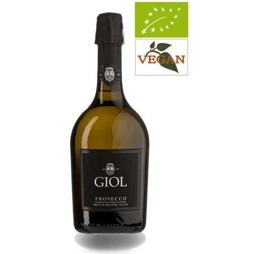 Azienda Agricola Giol GIOL Prosecco Spumante Brut DOC Prosecco Biosekt