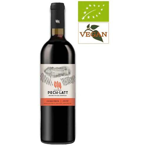 Chateau Pech -Latt Chateau Pech-Latt rouge, AOC Corbieres 2019 Rotwein Bio
