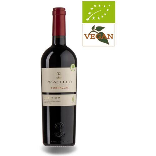 Azienda Agricola Pratello Pratello Torrazzo Rosso Valtenesi DOC 2016 Rotwein Bio