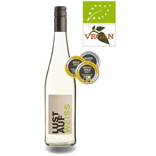 Weingut Rieger Lust auf Weis Weißweincuvée QbA Baden feinherb 2018 Weißwein Bio