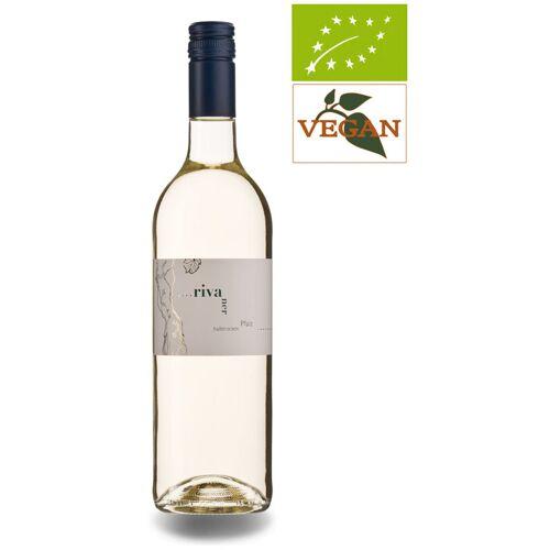 Vivolovin Rivaner halbtrocken QbA Pfalz 2018 Weißwein Bio