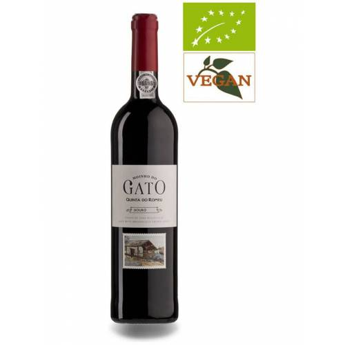 Quinta do Romeu Moinho do Gato Tinto DOC Douro 2017 Rotwein Bio