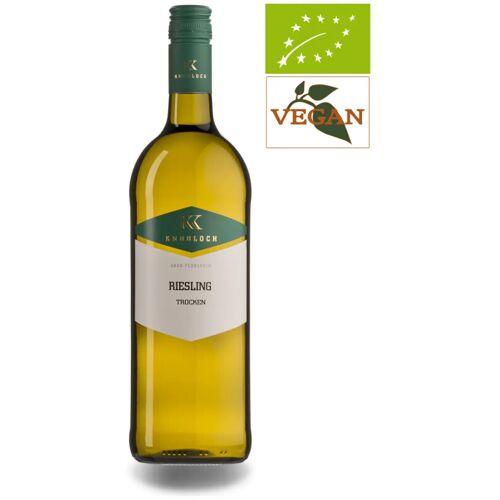 Klaus Knobloch Knobloch Riesling 1l QbA 2018 Weißwein Biowein