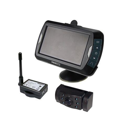 EAL Kabellose Rückfahrkamera Und Einparkhilfe RVC 3610   EAL