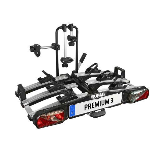 Eufab Fahrradhalter, Heckträger 'Eufab Premium III'   Eufab