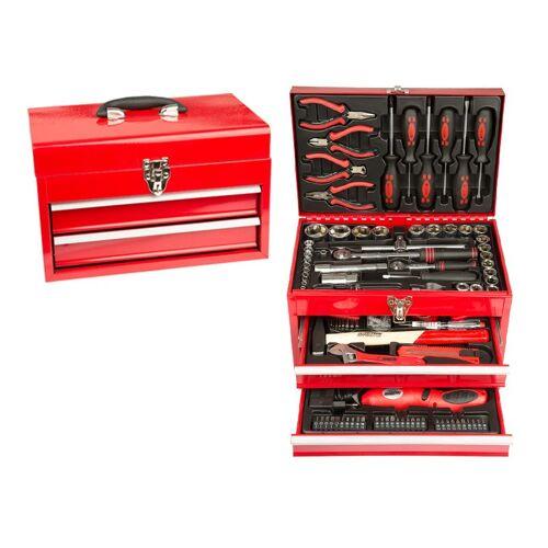 Mannesmann Werkzeugbox Mit Sortiment   Mannesmann