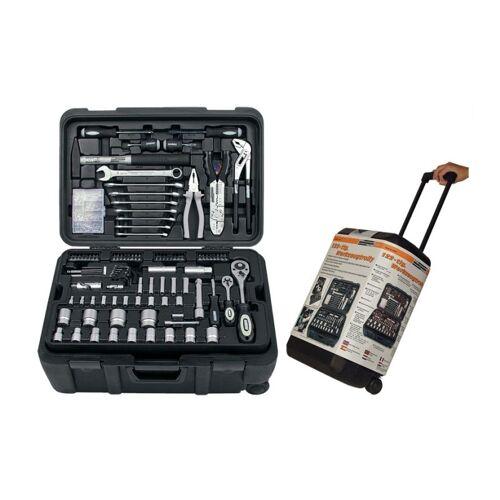 Mannesmann Werkzeugtrolly Mit Sortiment   Mannesmann