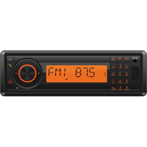 Phonocar Radio MP3 Mit USB + SD-Slot,Bluetooth, DAB+ (12&24V)   Phonocar