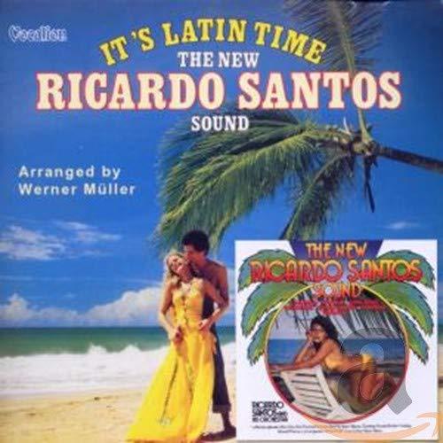 Ricardo Santos - It'S Latin Time/the New Ricardo Santos Sound - Preis vom 21.06.2021 04:48:19 h