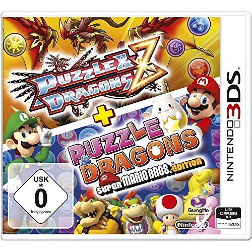 Nintendo - Puzzle & Dragons Z + Puzzle Dragons Super Mario Bros. Edition - Preis vom 11.10.2021 04:51:43 h