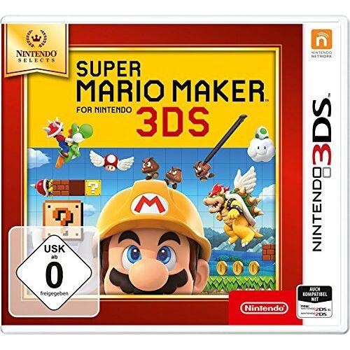 Nintendo - Super Mario Maker für Nintendo - Nintendo Selects - [3DS] - Preis vom 23.01.2021 06:00:26 h