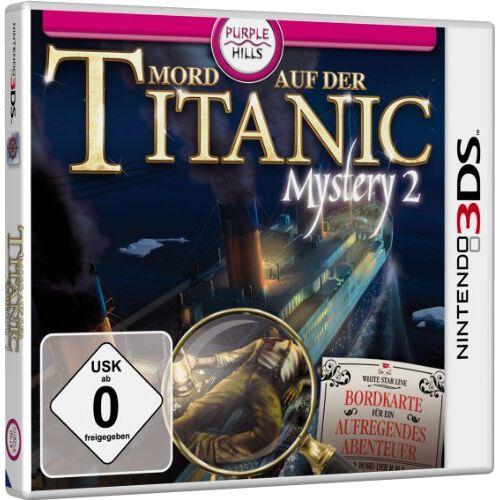 Purple Hills - Titanic Mystery 2 - Mord auf der Titanic - Preis vom 16.04.2021 04:54:32 h