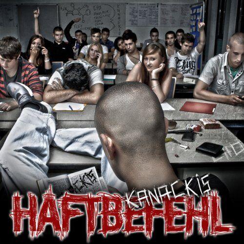 Haftbefehl - Kanackis (Limited Edition, inkl. CD & Bonus-CD, T-Shirt Gr. L und Poster / exklusiv bei Amazon.de) - Preis vom 13.05.2021 04:51:36 h