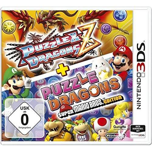 Nintendo - Puzzle & Dragons Z + Puzzle Dragons Super Mario Bros. Edition - Preis vom 27.02.2021 06:04:24 h