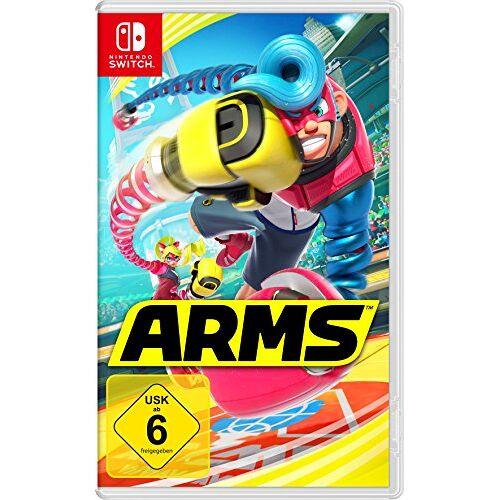 Nintendo - ARMS [Nintendo Switch] - Preis vom 23.01.2021 06:00:26 h