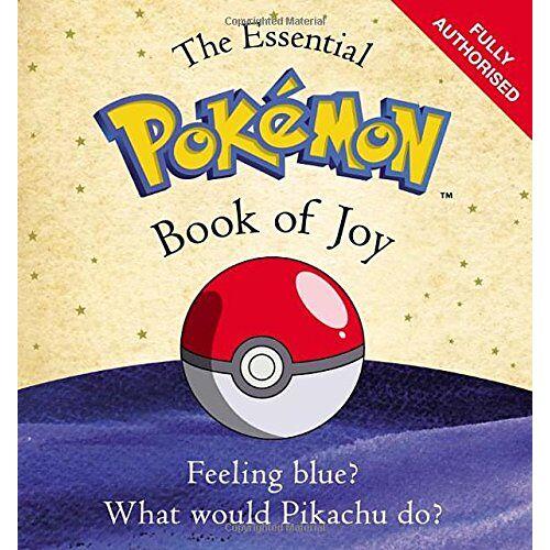 Pokémon - The Essential Pokemon Book of Joy: Official (Pokémon) - Preis vom 28.10.2020 05:53:24 h