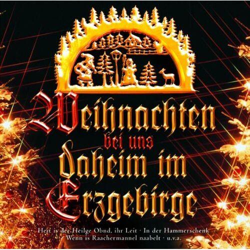 Erzgebirgsensemble Aue-Sachsen - Weihnachten im Erzgebirge - Preis vom 11.10.2021 04:51:43 h