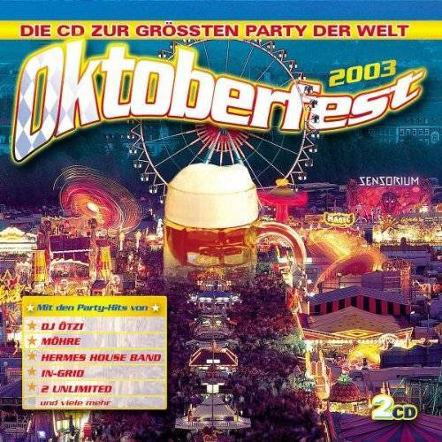 Various - Oktoberfest 2003 - Preis vom 12.06.2021 04:48:00 h