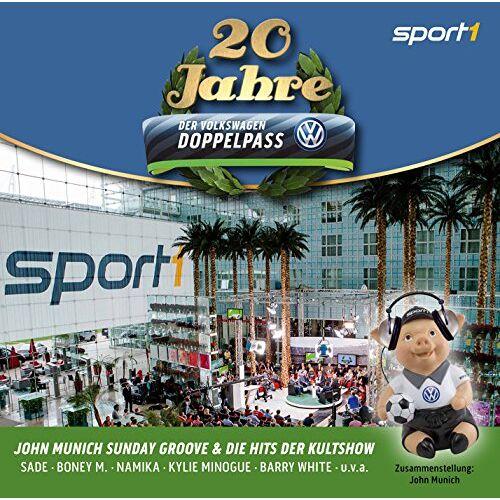 Various - 20 Jahre Doppelpass (DJ John Munich) - Preis vom 18.05.2021 04:45:01 h