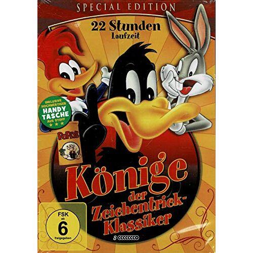 - Könige der Zeichentrick-Klassiker - Preis vom 13.06.2021 04:45:58 h