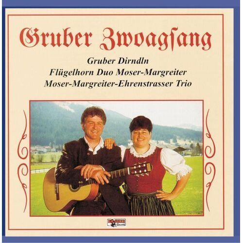 Various - Gruber Zwoagsang - Preis vom 17.06.2021 04:48:08 h