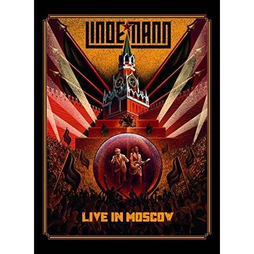 Lindemann - Live in Moscow (Blu-Ray) - Preis vom 11.06.2021 04:46:58 h