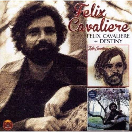 Felix Cavaliere - Felix Cavaliere/Destiny - Preis vom 16.06.2021 04:47:02 h