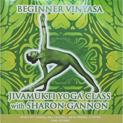 Jivamukti Yoga - Beginner Vinyasa - Yoga Übungen auf DVD & CD - Preis vom 16.10.2021 04:56:05 h