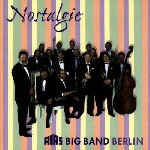 Rias Big Band Berlin - Nostalgie - Preis vom 23.09.2021 04:56:55 h