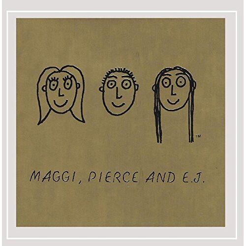 Pierce Maggi - Gold/Maggi Pierce & E.J. - Preis vom 12.09.2021 04:56:52 h