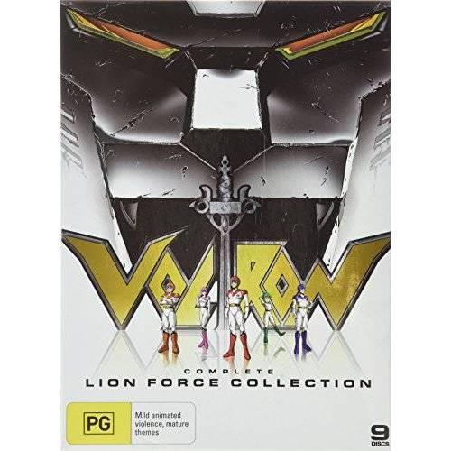Voltron Defender of the Univer - Lion Force Collection - Preis vom 11.06.2021 04:46:58 h