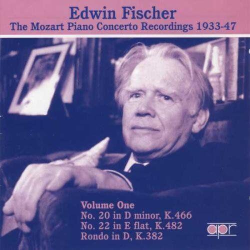 Edwin Fischer - Piano concerto recording - Preis vom 19.06.2021 04:48:54 h