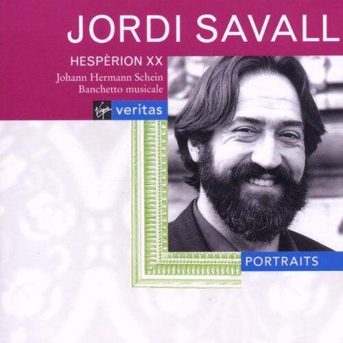 Jordi Savall - Portrait Jordi Savall - Preis vom 20.06.2021 04:47:58 h