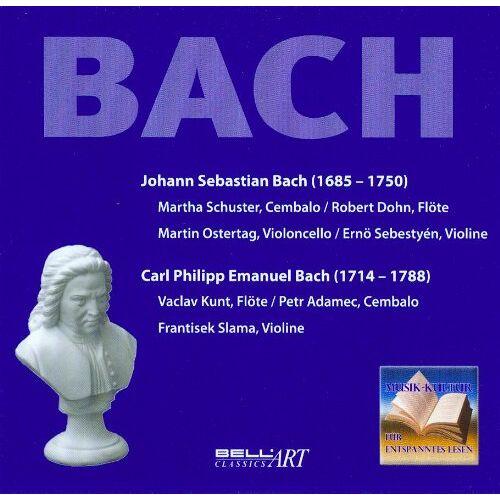 Martha Schuster - Bach - Preis vom 22.06.2021 04:48:15 h