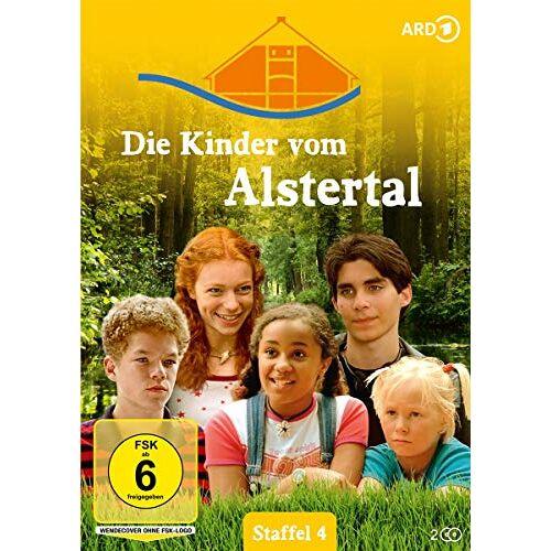 Monika Zinnenberg - Die Kinder vom Alstertal - Staffel 4 [2 DVDs] - Preis vom 13.06.2021 04:45:58 h