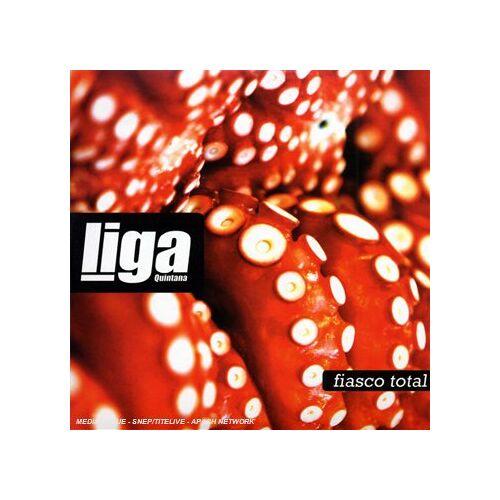 Liga Quintana - Fiasco Total - Preis vom 26.07.2021 04:48:14 h