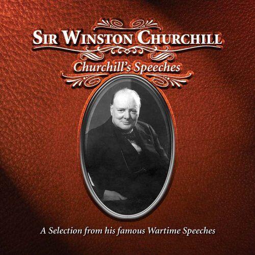 Winston Churchill - Churchill Speeches - Preis vom 25.07.2021 04:48:18 h