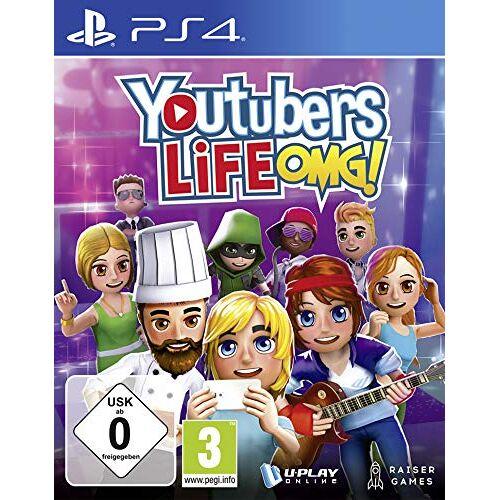 Koch Media GmbH - Youtubers Life (PS4) - Preis vom 14.06.2021 04:47:09 h