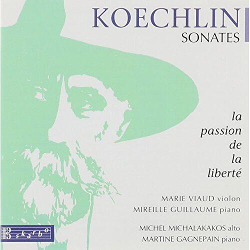 Charles Koechlin - Sonata for Violin & Piano Op. 64 - Preis vom 19.06.2021 04:48:54 h