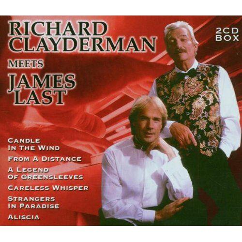 Richard Clayderman - Richard Clayderman meets James Last - Preis vom 21.06.2021 04:48:19 h