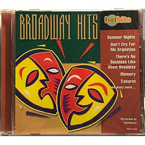 - Broadway Hits - Preis vom 10.10.2021 04:54:13 h