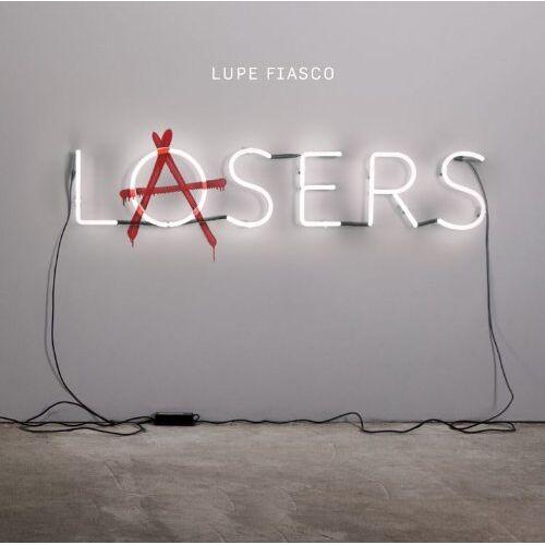 Lupe Fiasco - Lasers - Preis vom 26.07.2021 04:48:14 h