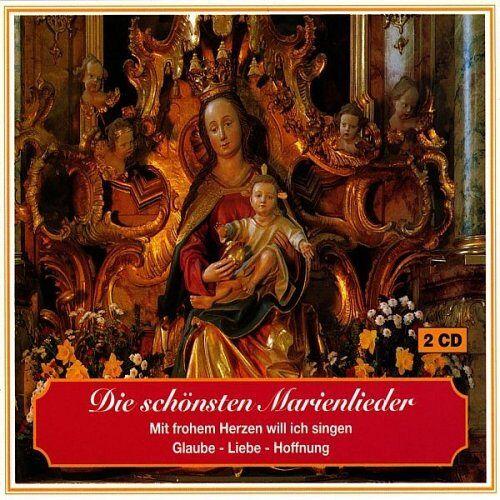 Kirchenmusik - Die Schönsten Marienlieder - Preis vom 11.06.2021 04:46:58 h