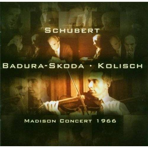R. Kolisch - Madison Concert 1966 - Preis vom 17.06.2021 04:48:08 h