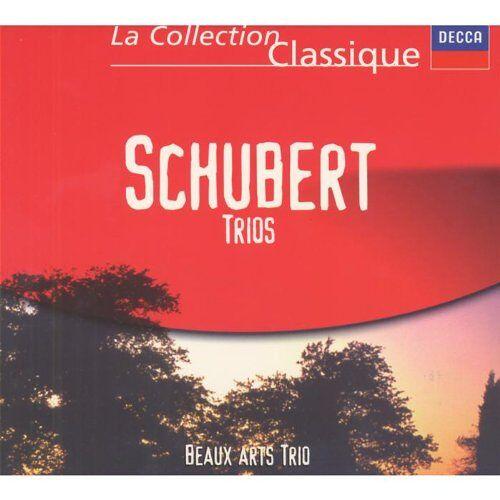 Schubert - Schubert/Trios - Preis vom 17.06.2021 04:48:08 h