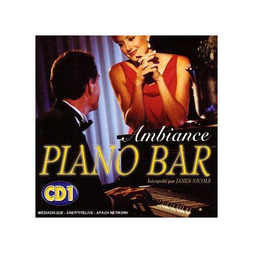 James Nicols - Vol.1-Ambiance Piano Bar - Preis vom 16.06.2021 04:47:02 h