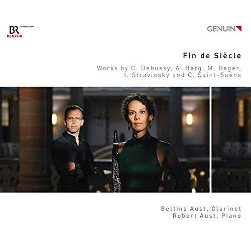 Bettina Aust (Klarinette) - Fin de Siècle - Werke für Klarinette & Piano - Preis vom 11.10.2021 04:51:43 h